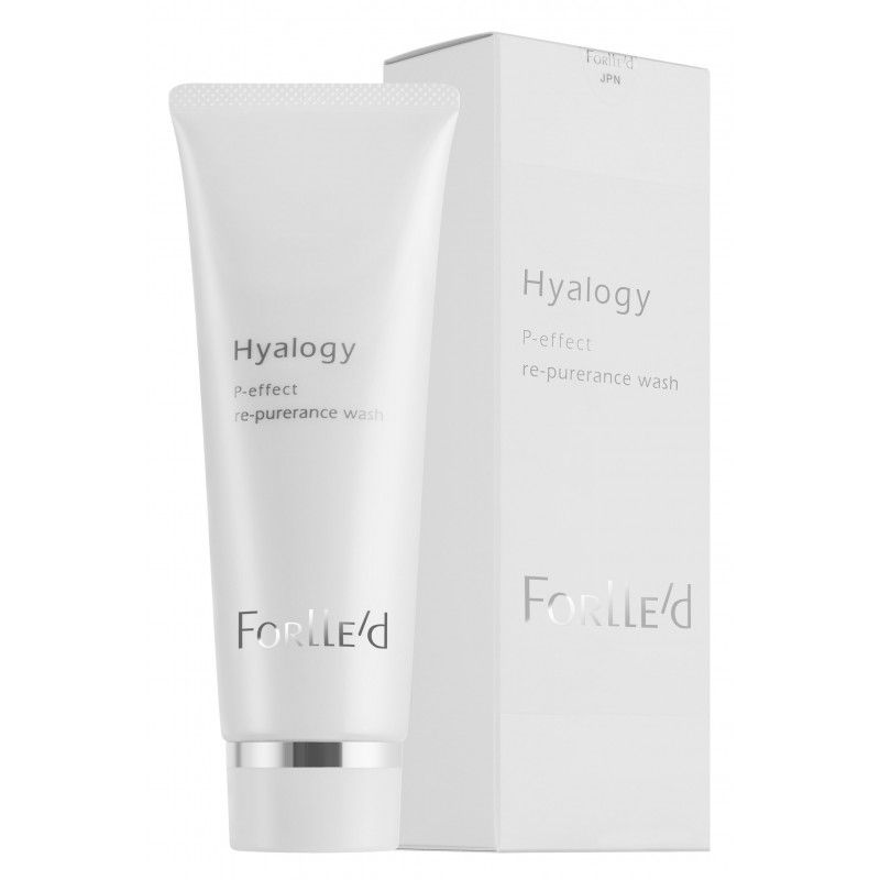 Hyalogy P-effect re-purerance wash Forlled
